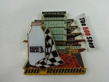 2016 Indy 500 Winners Drink Milk Dairy 100TH Running Pagoda Lapel Pin 1 of 5300
