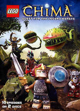 LEGO Legends of Chima: Quest for the Legend Beasts Season 2 Part 1 (DVD) by Dav