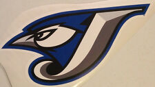 "Toronto Blue Jays FATHEAD ""Blue Jay Head"" Logo 21"" x 10"" Official MLB Graphics"
