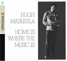 Hugh Masekela - Home Is Where the Heart Is [New CD] Rmst, Digipack Packaging