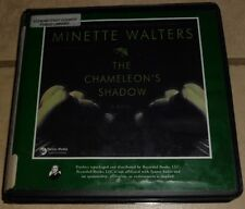 The Chameleon's Shadow Minette Walters Audio Book Cds