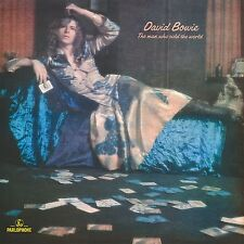DAVID BOWIE - THE MAN WHO SOLD THE WORLD (REMASTERED 2015)  VINYL LP NEU