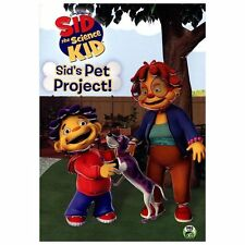 Sid the Science Kid: Sids Pet Project (DVD, 2013)