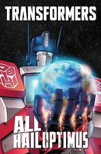 TRANSFORMERS ONGOING VOL #9 TPB Collects IDW Comics #46-49 TP