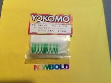 Yokomo YS-1455 MR4TC Susp Springs (2) Green