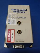 """Lighthouse Differential Pressure Sensor DPF-04021132 +-0.25"""" WC CEMS"""