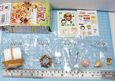 Dollhouse Miniature homemade bakery SET #5 , 1pc only  - Re-ment  h#4