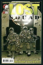 LOST SQUAD US DDP COMIC VOL.1 # 6/'07