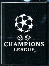 N°001 LOGO UEFA CHAMPIONS LEAGUE 2013 STICKER PANINI