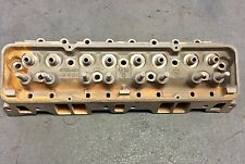 (1) SBC CHEVY 461 DOUBLE HUMP GM 3782461 CHEVROLET FUELIE CHEVY CYLINDER HEAD