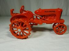 ERTL PRECISION 1/16 ALLIS CHALMERS MODEL WC FARM TOY TRACTOR