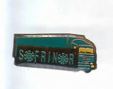 RARE PINS PIN'S .. CAMION TRUCK  SCANIA DAF SOFRINOR ~A8