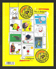 BELGIQUE (2011) - COB BLOC 189**MNH - THIS IS BELGIUM - L´HUMOUR FAIT LA FORCE