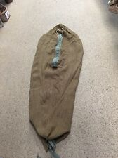 VINTAGE WW1 WW2 US ARMY WOOL SLEEPING BAG MILITARY MUMMY FIELD GEAR