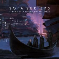 Sofa Surfers - Scrambles, Anthems and Odysseys - CD