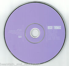 Rosie Thomas Only With Laughter Can You Win PROMO CD Sub Pop RARE!