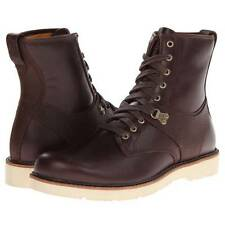 "$240 Timberland ""Abington"" Men's Tall Lace-Up Boots, Brown 12US/46EU/11.5UK"