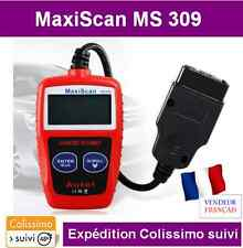 Autel MaxiScan MS309 CAN OBD-II OBD2 Diagnostic Code Scanner Diagnostique AUTO
