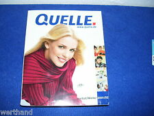 kleiner Hauptkatalog  Quelle Katalog Versandkatalog Herbst Winter 2001 2002
