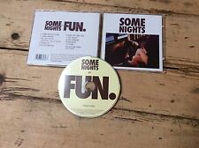 FUN - SOME NIGHTS - CD ALBUM (2012) - NEW! FREE UK FAST POST!