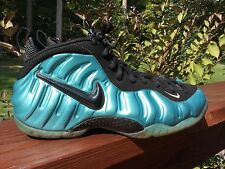 Nike Air Foamposite Pro Electric Blue 624041 410 Size 12