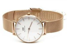 Daniel Wellington Classic Petite Melrose Rose Gold 32mm Damenuhr DW00100163