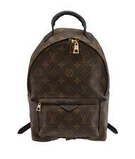 Louis Vuitton Palm Springs  PM Brown Monogram Coated Canvas Backpack