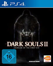 PS4 Spiel Dark Souls 2 II: Scholar Of The First Sin Sony Playstation 4 Spiel