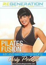 Pilates Fusion: Mix And Match With Props! 2009 by Porrello, Carly