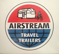 Sale New Airstream Vintage Travel Trailers RV Sticker Car Hot Rat Rod Decal