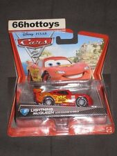 Disney Pixar Cars Lightning McQueen With Racing Wheels 2011 NEW