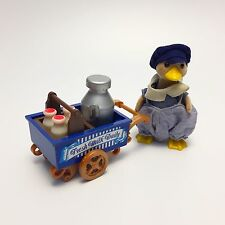 Vintage Sylvanian Families Tomy Mr Webster The Milkman Duck UK Limited Edition