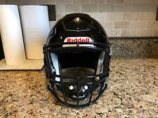 Riddell Revo SPEED FLEX SpeedFlex Football Helmet Black Facemask Adult Large