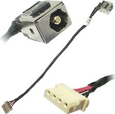 Toshiba Satellite T130-170 DC IN Cable Power Jack Port Socket Connector