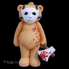 *JASON* Bad Taste Bears Hand Painted Resin Numbered Figurine (10.5cm)