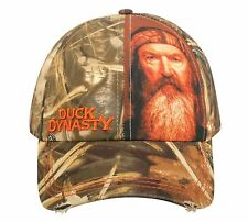 CAP - DUCK DYNASTY REALTREE MAX4 CAMO HAT ADULT SIZE DYN-009