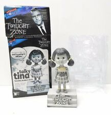 "TWILIGHT ZONE ""TALKY TINA"" BOBBLE HEAD DOLL Replica NIP"