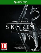 The Elder Scrolls V Skyrim Special Edition (Xbox One) Pre Order 28th Oct