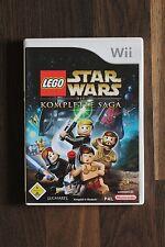 Nintendo Wii Spiel Lego Star Wars: Die Komplette Saga