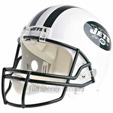 NEW YORK JETS RIDDELL NFL FULL SIZE REPLICA FOOTBALL HELMET