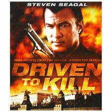 Driven to Kill [Blu-ray] by Steven Seagal