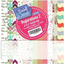 Sweet Dixie Paper Pad - Inspirations 2 6x6 Cardstock Pad