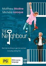 THE NEIGHBOUR DVD * Matthew Modine Michele Laroque * COMEDY (NEW & SEALED) R4