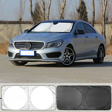 CAR WINDSHIELD SUNSHADE COVER FRONT WINDSCREEN SUV AUTO WINDOW SUN SHADES SHIELD