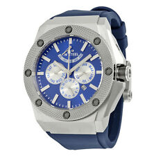 TW Steel CEO Tech Blue Dial Multi-Function Mens Automatic Watch CE4016