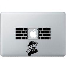 Super Mario MacBook decal skin sticker vinyl | Laptop stickers decals