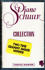 Collection by Diane Schuur Cassette, May-1989, GRP SEALED