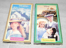 Walt Disney Tales From Avonlea Volume 1 & 2 (VHS, 1992) Sarah Polley Family Film