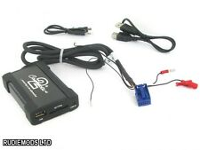 Connects2 ctaadusb004 USB / AUX 3,5 mm / SD Adattatore AUDI A4 05-08