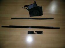 1987-2006 Jeep Wrangler & Unlimited Tailgate Rear Window Bar with Clips